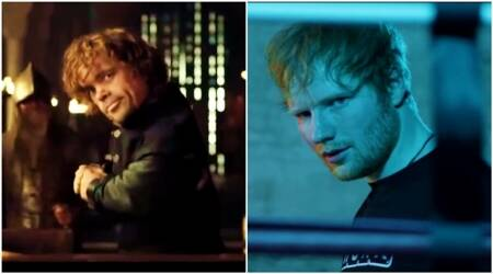 WATCH: After Ed Sheeran's debut, Game of Thrones cast sing Shape ofYou