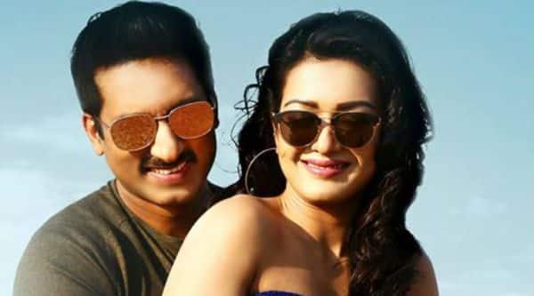 Goutham Nanda movie review, Goutham Nanda image, gopichand image