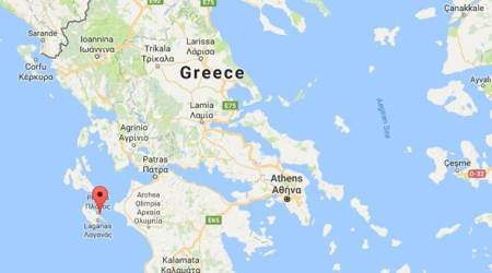 Quake of 4.6 magnitude strikes central Greece; no damagereported