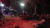 At least two killed in 6.7 magnitude earthquake on Greek islands of Kos