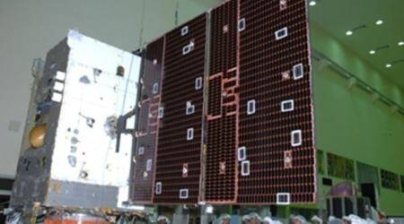 What is GSAT-7 Rukmini?