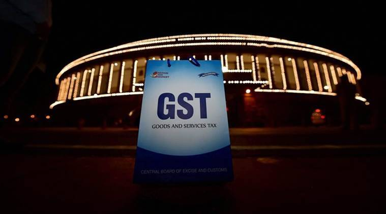 gst news, bjp news, india news, indian express news