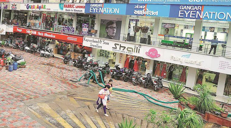shops maharashtra, mumbai, indian express news