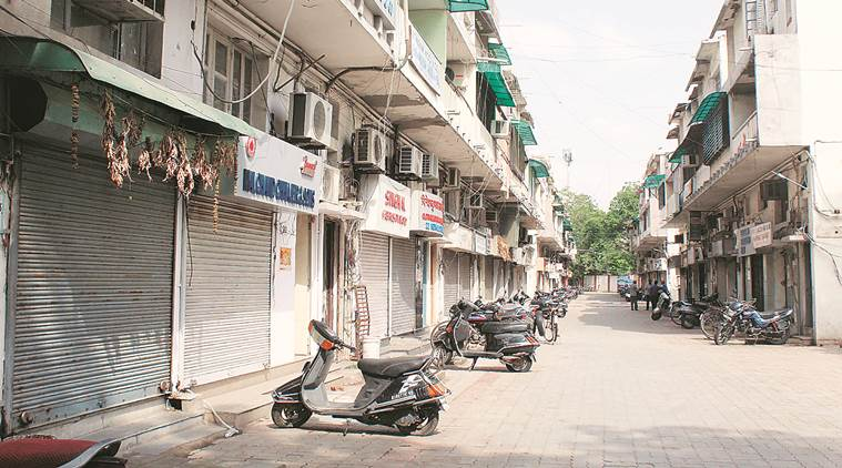 GST protests, GSt impacts, GST surat, GST indefinite strike, GST Cloth industry, India news, Business news, Indian express