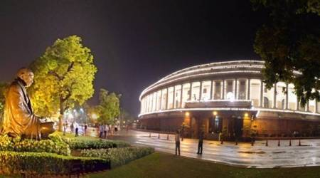 GST rollout: Festive mood at Parliament as leaders gather to usher in India's biggest ever taxreform