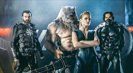 Avengers-style Russian superhero team movie you absolutely must watch