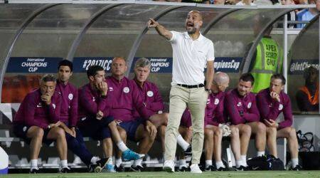 Didn't have a performance last season of this quality and intensity, says Manchester City manager PepGuardiola