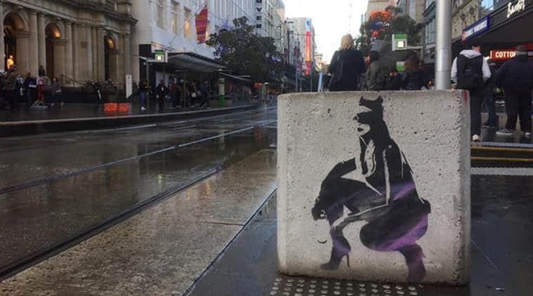 Guerrilla, Guerrilla artists, Guerrilla  Melbourne, Melbourne, latest news, latest world news