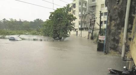 Heavy rainfall continues to lash Gujarat, 10 NDRF rescue teams pre-positioned