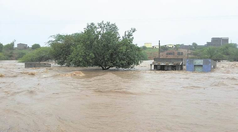 Gujarat rains, Rainfall, Gijarat rainfall, gujarat rainfall death toll, Gujarat floods, Gujarat monsoon,