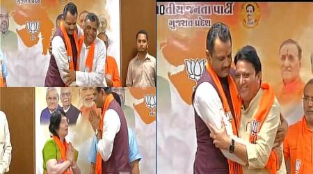 gujarat, congress, bjp, congress mlas join bjp