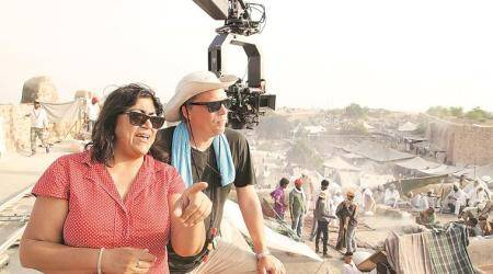 'We are living in a world where people are trying to separate us,' says Gurinder Chadha