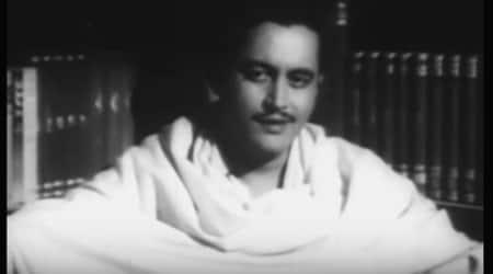 Guru Dutt, Guru Dutt birth anniversary, Guru Dutt films, Pyaasa, Pyaasa songs, guru dutt pyaasa