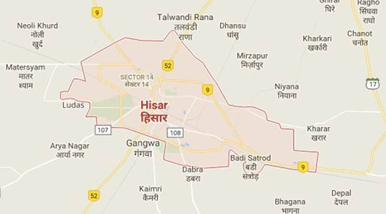 Haryana Accident, Hisar Accident, Hisar Road Accident, Road Accident Hisar, Haryana Road Accident, India News, Indian Express, Indian Express News