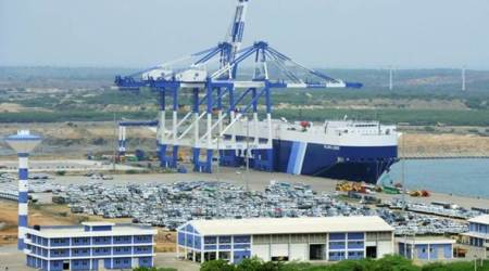 Sri Lanka, China sign USD 1.1 billion Hambantota port deal