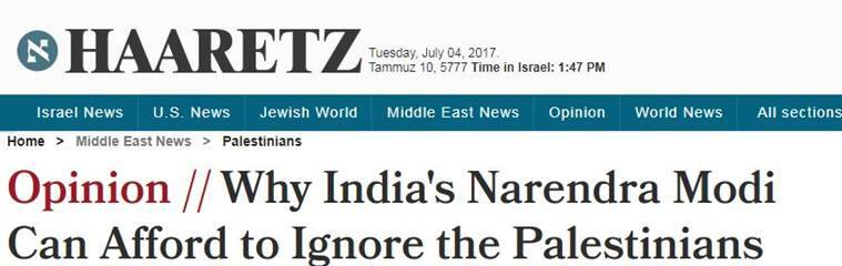 PM Narendra Modi's Israel visit: How Israeli media is