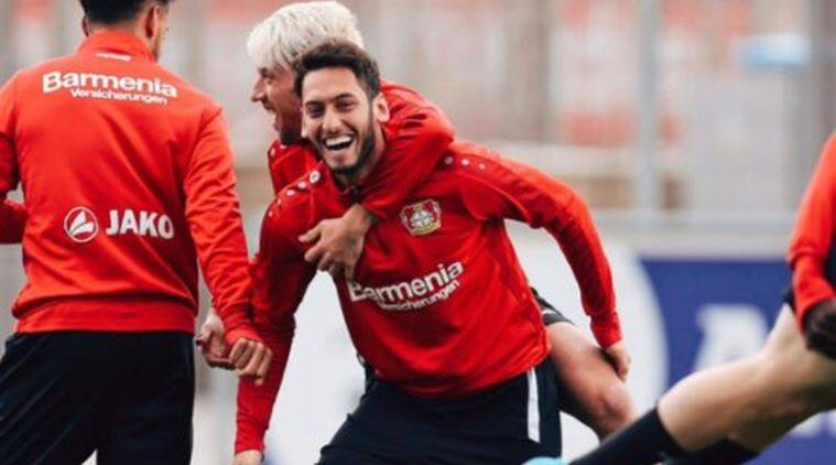 Hakan Calhanoglu AC Milan Bayer Leverkusen Turkey Court of Arbitration for Sport