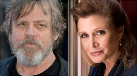 Star Wars actor Mark Hamill says Carrie Fisher is irreplaceable