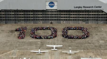 NASA's Langley Research Centre turns 100