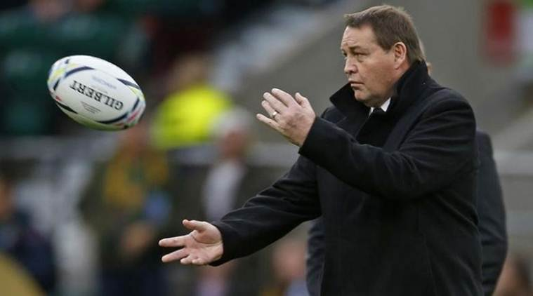 All blacks, Romain Poite, Steve Hansen, Steve Hansen all blacks, all blacks rugby, rugby news, sports news, indian express