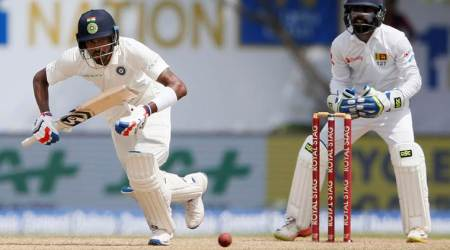 India vs Sri Lanka, Ind vs SL, India vs Sri Lanka 1st Test, Hardik Pandya, Cricket news, Indian Express