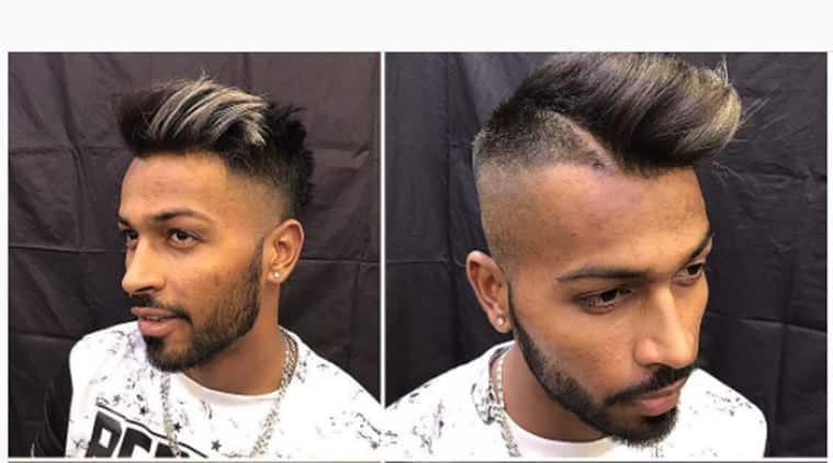 Hardik Pandya Gets A Funky Haircut Ahead Of India Tour Of Sri Lanka