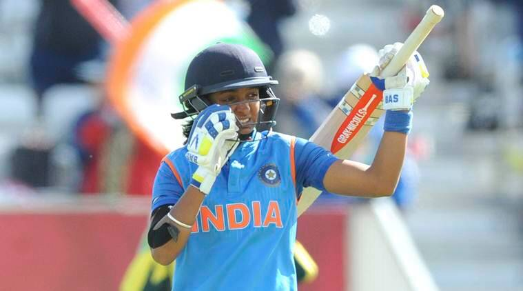 harmanpreet kaur, india vs australia, harmanpreet kaur family, icc women's world cup, virender sehwag, sachin tendulkar, indian express