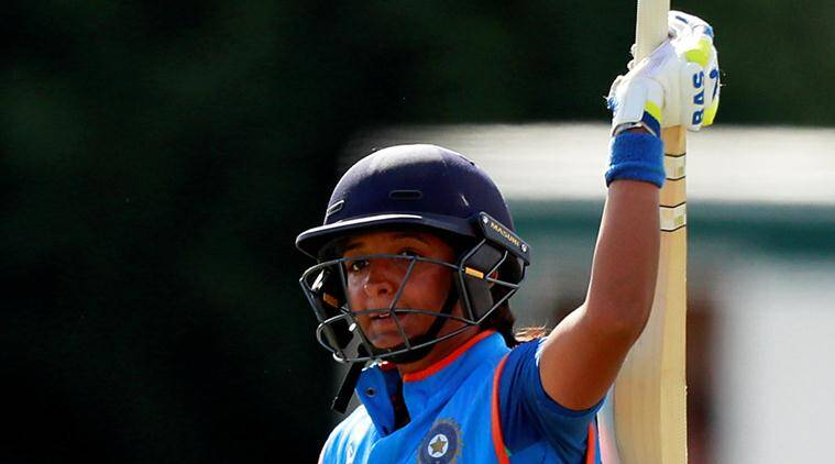 Harmanpreet Kaur, India vs England, ICC Women's World Cup 2017
