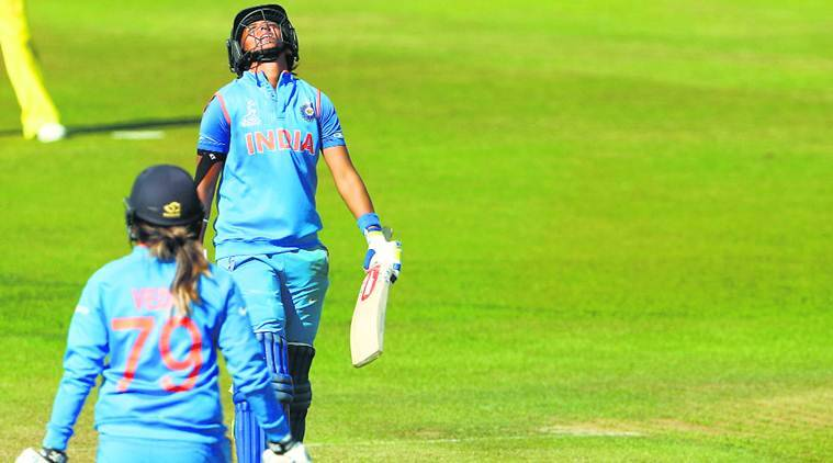 Kaur's unbeaten 171 sets up India-England final