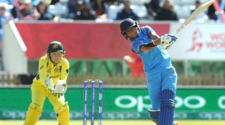 harmanpreet kaur, india vs australia, ind vs aus, icc women's world cup