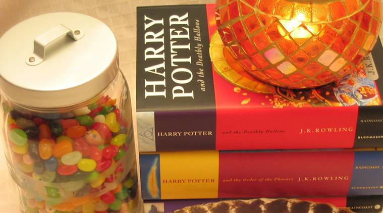 harry potter, harry potter new books, harry potter 20 years, harry potter 20 years aniv ersary, JK Rowling, british libarary harry potter exhibition, books news, indian express