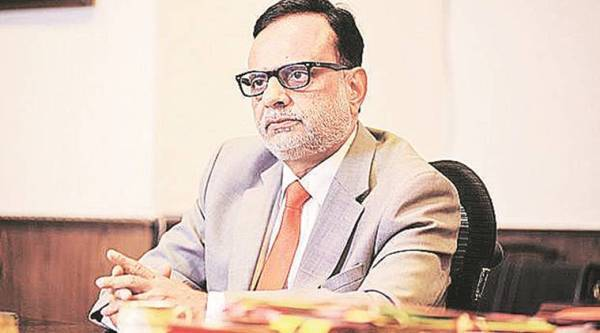 GST Council, Hasmukh Adhia, Revenue Secretary, Hasmukh Adhia on GST, GST news, Goods and Services Tax, Yashwant Sinha, Economy, GDP, BJP, Arun jaitley, demonetisation, Indian express, business news