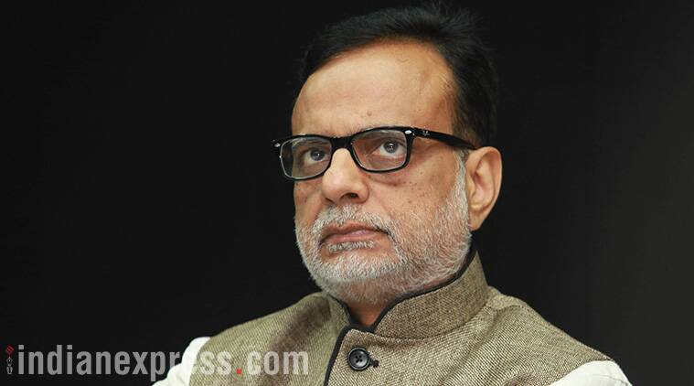 Equity market sell-off due to global cues, not LTCG tax: Hasmukh Adhia