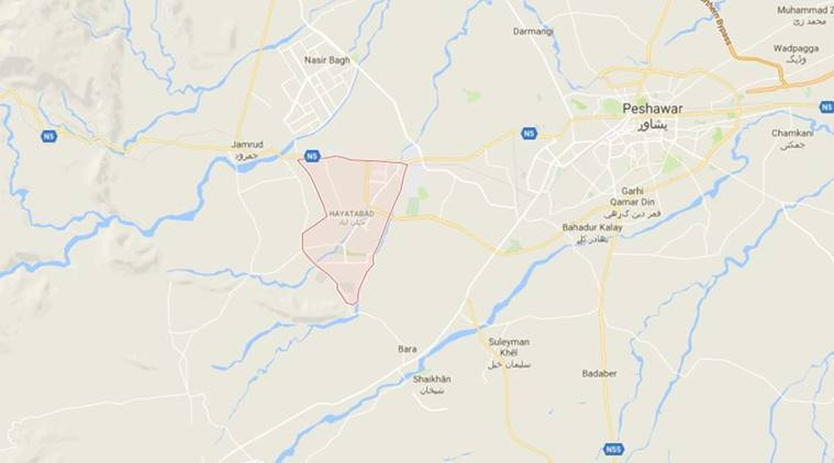 Blast in Pakistan's Hayatabad, at least one killed, several injured