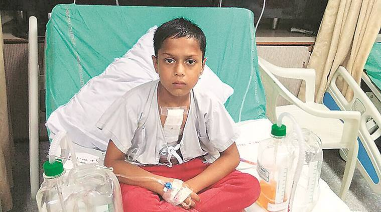 Nine-year-old with heart defect gets new lease of life