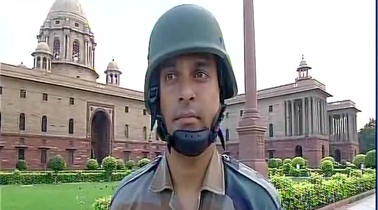 ballistic helmets, army, indian army, army ballistic helmets, soldiers, jawans, india news, indian express news
