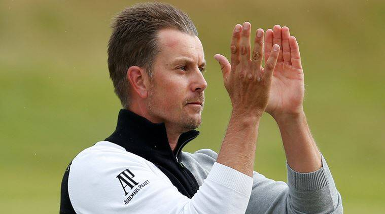 Henrik Stenson, Golf, Indian Express