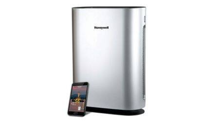 Honeywell Air Touch S Wi-Fi enabled smart air purifier available at Rs39,990