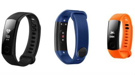 Honor Band 3 with heart rate sensor officially launched in India at Rs 2,799
