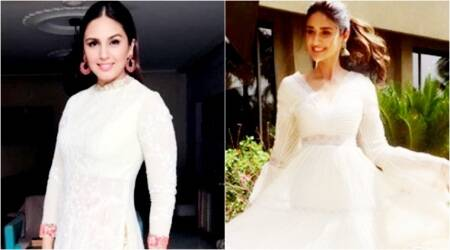 Ileana D'Cruz or Huma Qureshi: Who rocks it in white better?