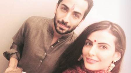 Ex-Bigg Boss contestant Mandana Karimi files domestic violence case against husband