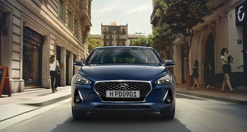 Hyundai i30 announced, here are the first pictures