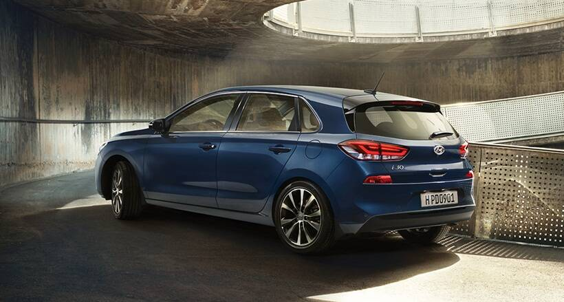 Hyundai i30 Fastback Revealed - Is India On The Cards?