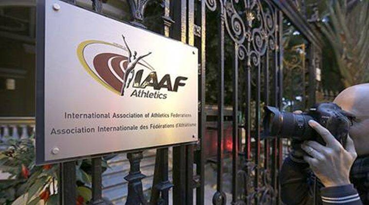 Frank Fredericks, IAAF, Athletics Integrity Unit, IOC, Lamine Diack