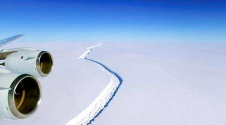 Giant iceberg breaking off Antarctica is worrisome, but glaciers behind it are a bigger problem: Here's why