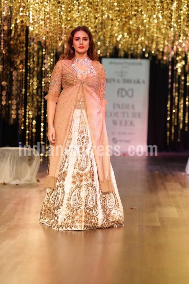 ICW, ICW2017, huma qureshi, rina dhaka, indian express, indian express news