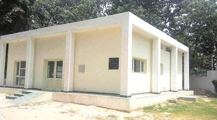 Greater Mohali Area Development Authority (GMADA) , Libraries in Mohali parks waiting for an opening , Mohali Libraries, Mohali news, Indian express news