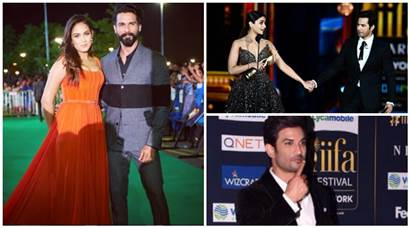 IIFA 2017: From winners Alia Bhatt, Shahid Kapoor posing with the award to Sushant Singh Rajput's 'hahahaha'