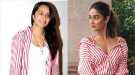 Shraddha Kapoor or Ileana D'Cruz: Who wore candy stripes better?