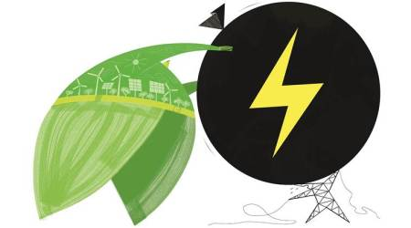 Renewable Energy, power generation, discons, wind power, solar power, Tamil Nadu energy, Rajasthan energy, Indian Express